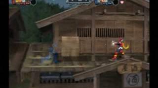 Onimusha Blade Warriors - Zero vs Megaman EXE 2