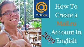 How To Create a Mail ru Account In English - 2019 update! screenshot 1