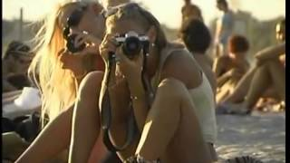 KAZANTIP SEX пляж на море девочки
