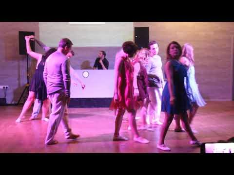 Zoukkiss Cyprus show at 3rd Cyprus International Zouk'n'Holidays Congress