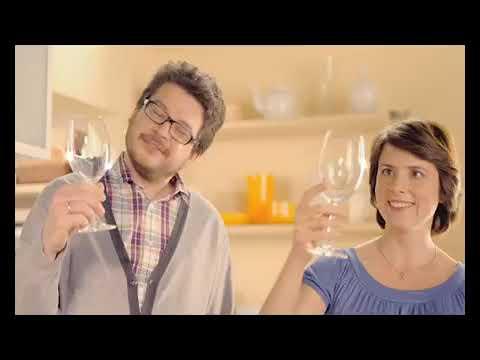 """Средство для посудомоечных машин """"Finish"""" - рекламный ролик"""