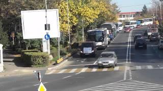 Greva transportatorilor privati, Ploiesti, 29 octombrie 2013