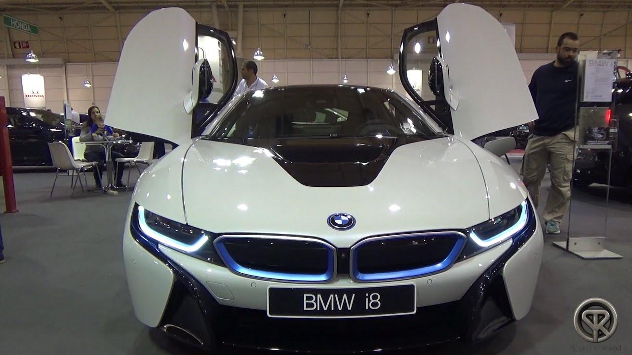 I8 Exterior: Exterior & Interior Walkaround