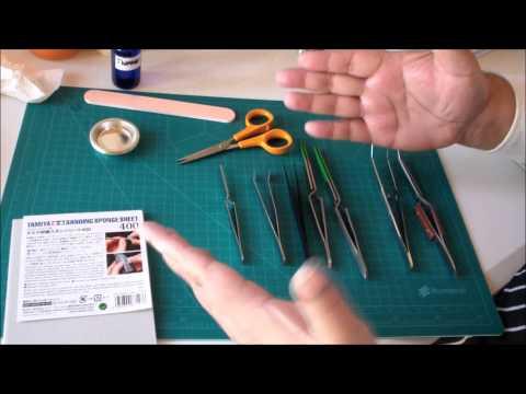 Tweezers- PROPs Scale Model Builders Club