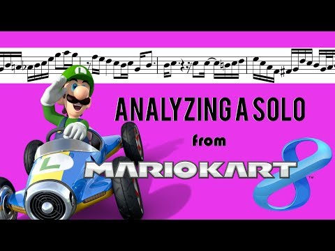 Analyzing The Sax Solo From Dolphin Shoals