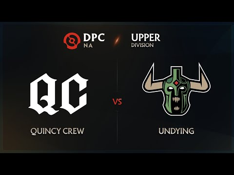 QC vs Undying - Dota Pro Circuit 2021 - Game 1