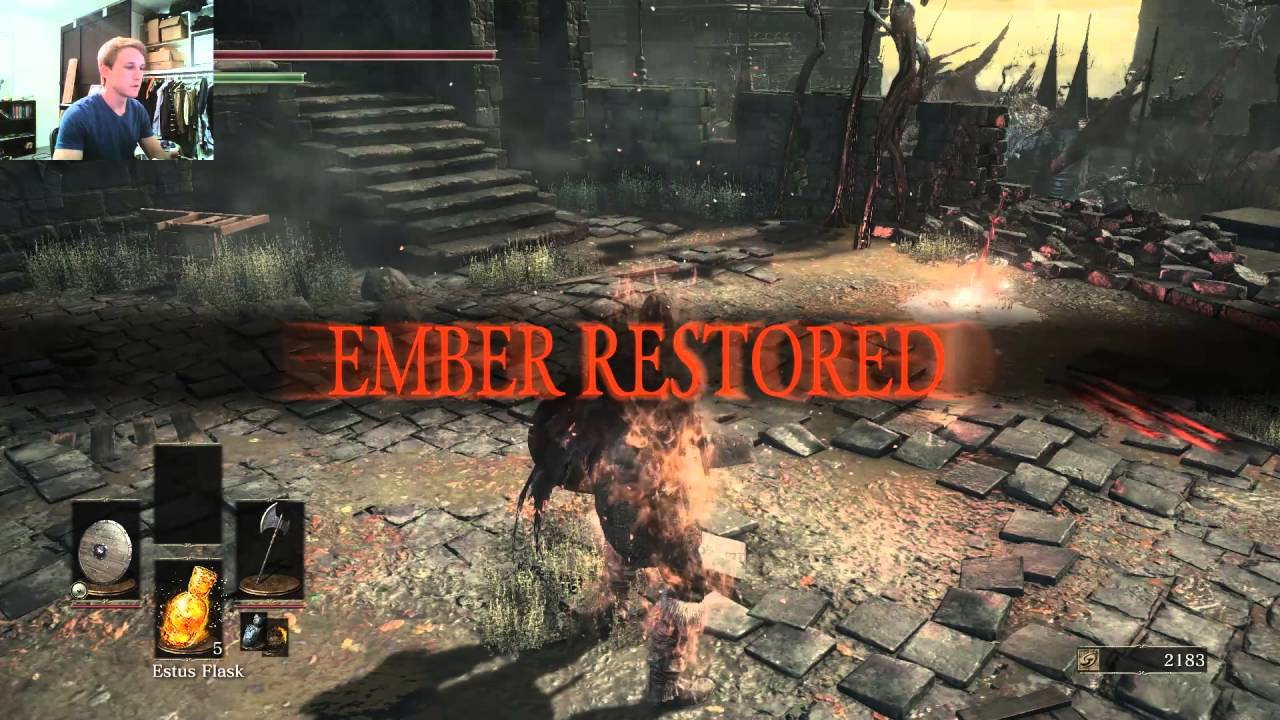 dark souls 3 playing with friends