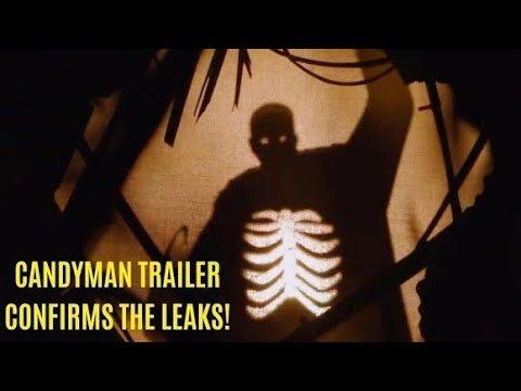 CANDYMAN Trailer Confirms The Leaks I Revealed