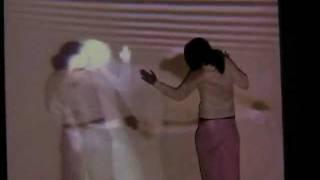 Silent Strike / Dan Basu / Daniela Palimariu - live @ Galeria Vector, Iasi, 2006