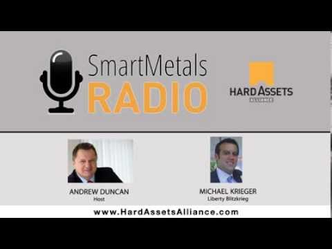 Podcast Ep 8: Gold, Precious Metals, and the Future of Bitcoin -  Michael Krieger Interview