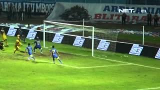 NET24 - Arema Cronus Melangkah Ke Babak Final Inter Island Cup