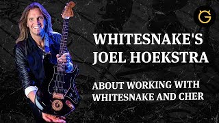 Whitesnake's Joel Hoekstra About Working With Whitesnake And Cher (2019 Interview)