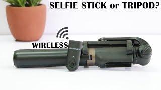BlitzWolf Selfie Stick Tripod || Unique Gadget on Amazon-INDIA-[Hindi]