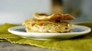 How To Make Oatmeal Banana Pancakes | Quaker®