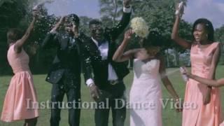 Nymsy Iyawo Mi Instructional dance video.