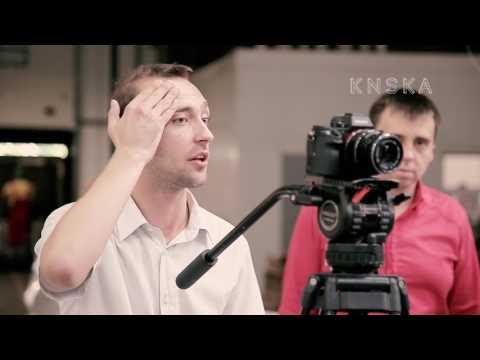 "Бэкстейдж|backstage со съемок корпоративного обучающего фильма для сети супермаркетов ""Таврия-В"""
