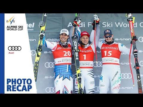 Photo Recap   Kitzbühel   Men's Super G   FIS Alpine