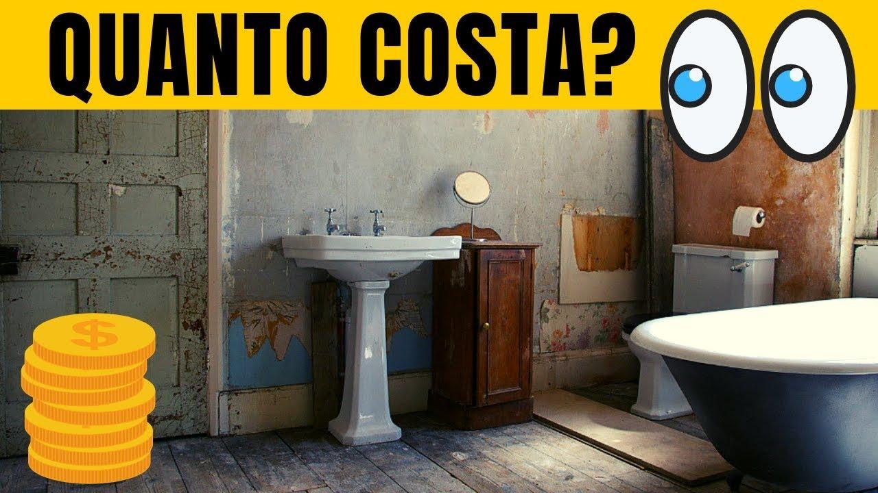 Costo Per Rifare Bagno quanto costa ristrutturare un bagno? [attenzione] ⚠️