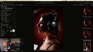 Advertising Photography; Shooting to a Layout: OnSet with Daniel Norton