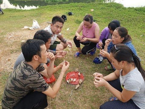 KIAB Cov Tais Laus Tais Hluas Yawm Yij Txiv Hluag Mus Fishing - Hanoi City 26/08/2018 thumbnail