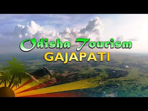 Tourist Places in Gajapati - Odisha Tourism || India