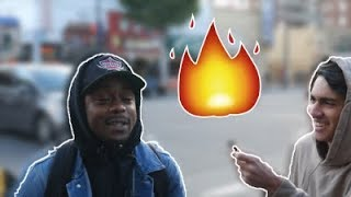 ASKING PEOPLE TO FREESTYLE ON MY BEATS !!