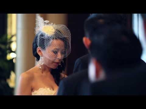 Ella Ji + Chris {a baltimore tremont grand wedding}