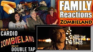 Zombieland | FAMILY Reactions