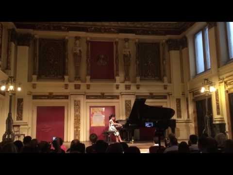 World Composers Recital- Jasmine LAI performing her first prize winning composition Waltz in C major
