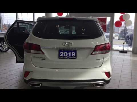 2019 Santa Fe XL Preferred AWD - Milton Hyundai