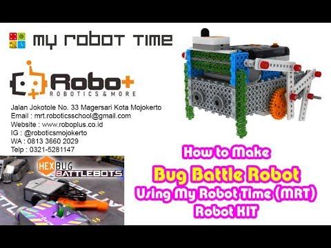Bug Battle Robot - My Robot Time (MRT)