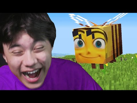 Minecraft, But If They Make Me Laugh I LOSE!