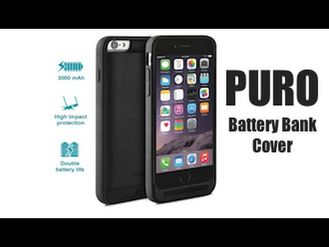 PURO SMARTPHONE APPLE COVER IPHONE 6/6S