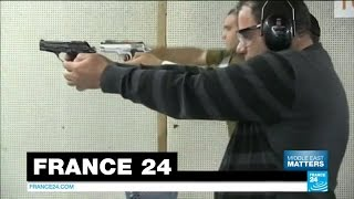 ISRAEL: Self-defence business is booming in gunshops