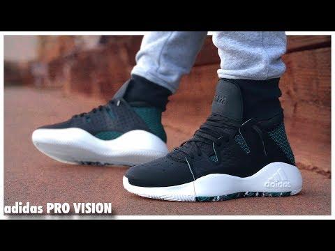 adidas Pro Vision - YouTube