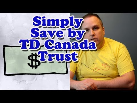 Simply Save By TD Canada Trust