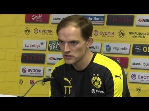 """Borussia Dortmund-Trainer Thomas Tuchel: """"Es ist auf jeden Fall ein gutes Gefühl"""""""