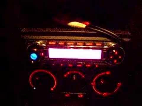 Blaupunkt Bahamas MP46 CD Reciever