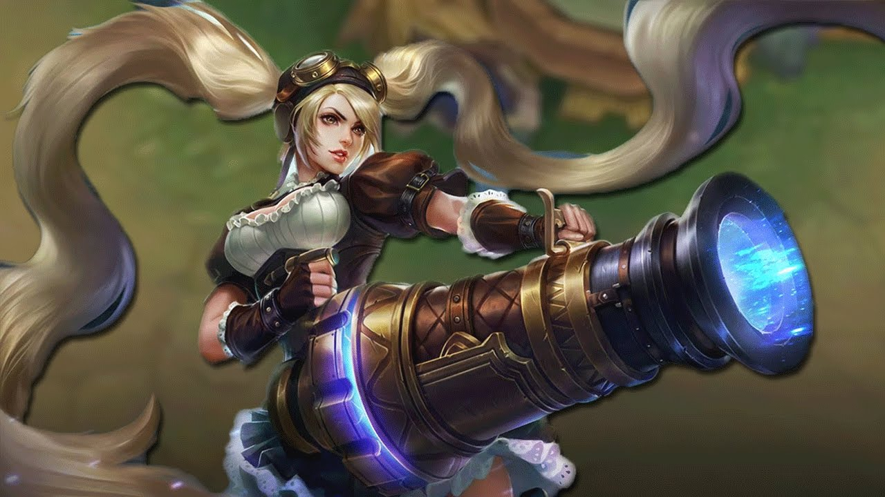 Mobile Legends Layla Skin REWORK YouTube