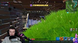 ? [LIVE FORTNITE ] 7EME DAY CLAVIER SOURIS !!! PP CODE CREATOR THOMVSTWITTOS