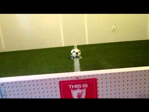 Mansion with indoor soccer field  Building an Indoor Soccer Field in our basement - YouTube