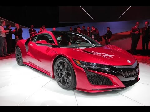 2016 acura nsx is fast youtube. Black Bedroom Furniture Sets. Home Design Ideas