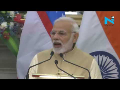 India and Uzbekistan sign 17 agreements, agreements on visa free travel, education
