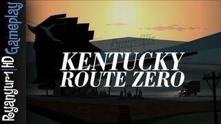 ( 2013 ) Kentucky Route Zero - Equus Oils - Act I -  Gameplay - PC | HD