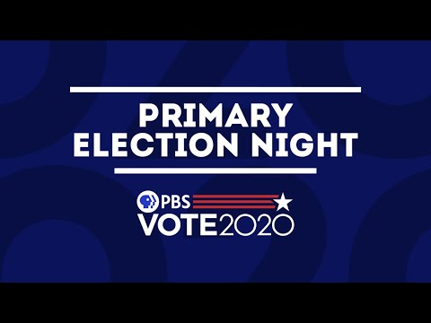 WATCH: Primary election results with PBS NewsHour's special coverage