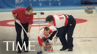 Curling | How They Train | TIME