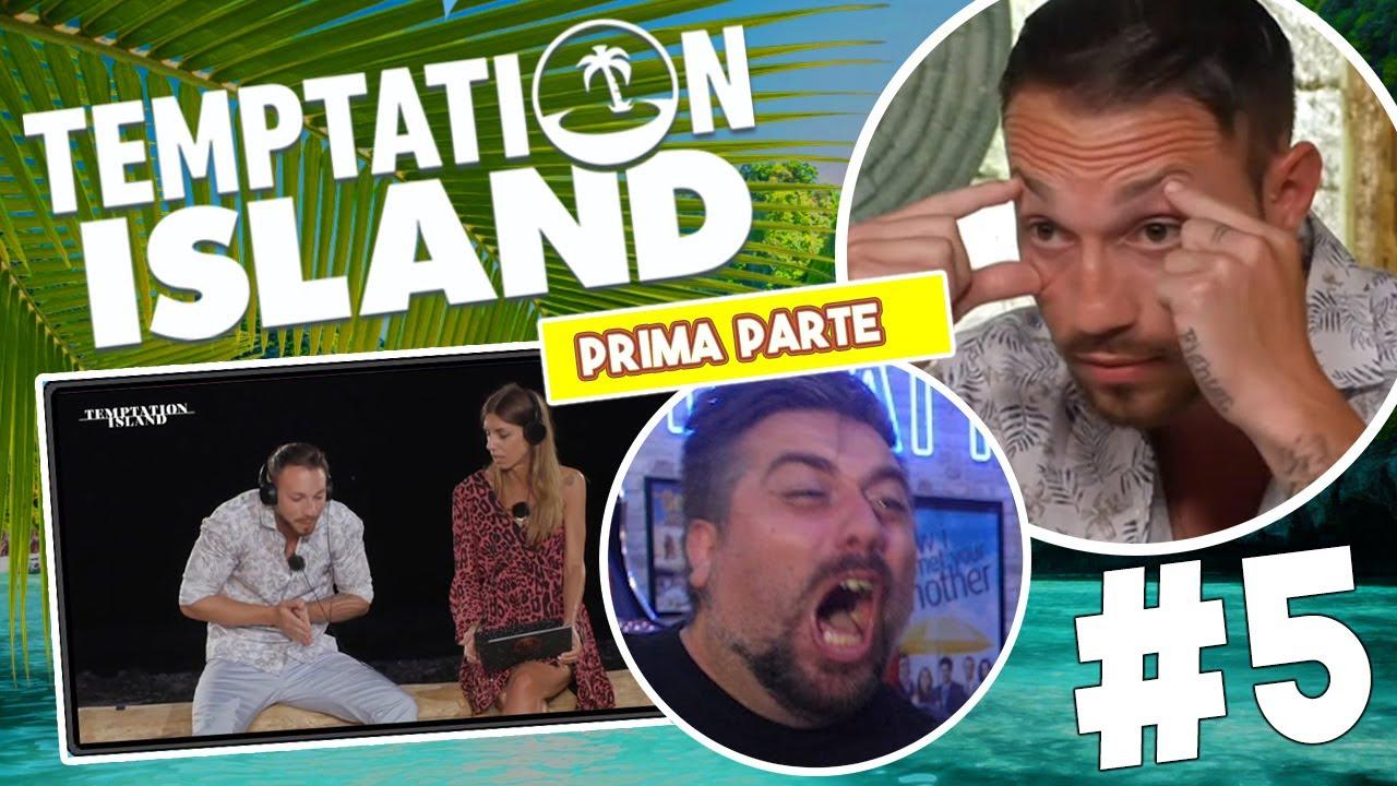 ASFALTATA AL FALO' | Temptation Island 2021 *Reaction* | Episodio #5 [Parte 1]