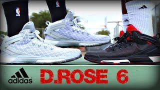 Video Adidas D.Rose 6 Performance Test download MP3, 3GP, MP4, WEBM, AVI, FLV Agustus 2018