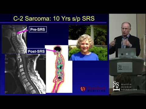 The Latest Advances in Spinal Radiosurgery - John R. Adler, Jr.