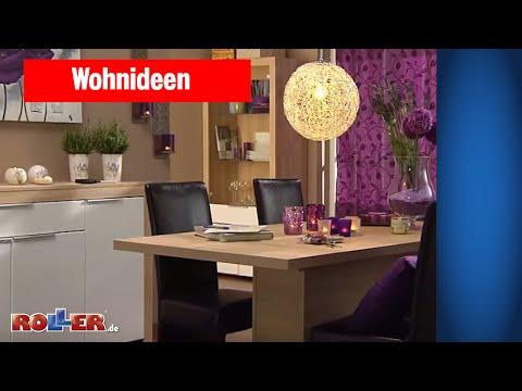 Esszimmer mit Esstisch im Landhausstil - ROLLER Wohnideen